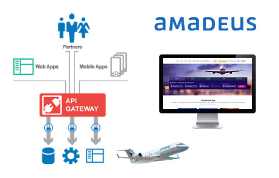 Amadeus GDS API, Amadeus Flights XML API Integration